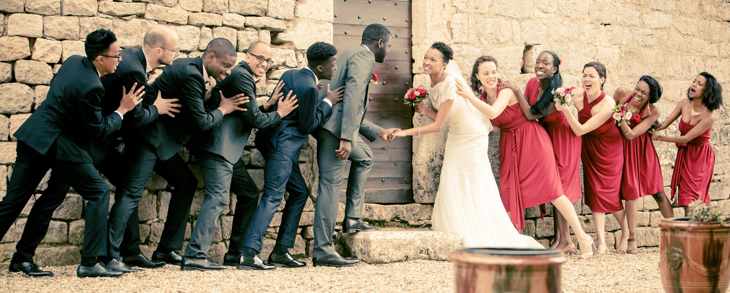 Photographie Video Mariage Albi Rodez Toulouse Montpellier